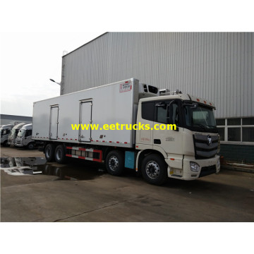 20 Ton Foton Refrigerated Box Vans