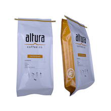 Coffee Bag with Valve Coffee Powder Packaging Bag