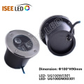 IP68 3W DMX LED Garden Light
