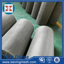 Stainless Steel 304 Twill Weave Fabric
