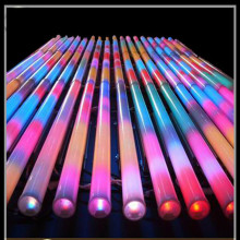 Outdoor DMX LED Digital Tube For Building