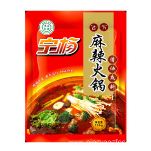 Hot Pot Seasoning Vegetable Oil Spicy