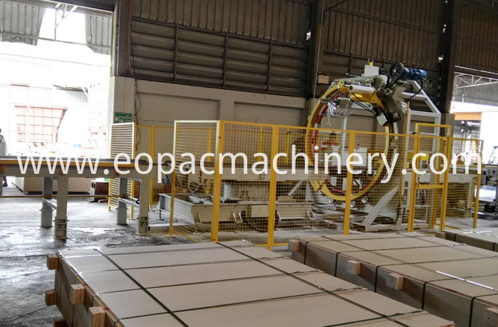 Six Sided Board Packaging Machine