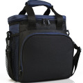 Big Capacity Shoulder Strap Zipper Tote Cooler Bags