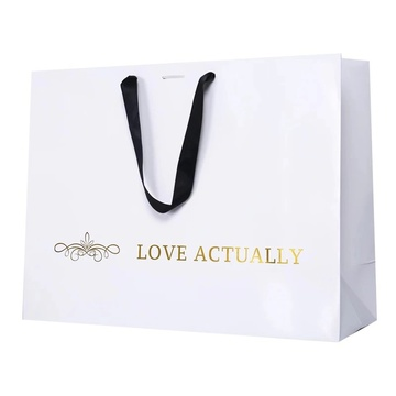Customized Shopping Paper Bags