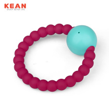 Cheap for Silicone Teething Bracelet Wholesale Silicone Bracelet Teething for Baby export to Russian Federation Factories