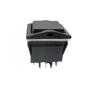Waterproof High Current Rocker Switches