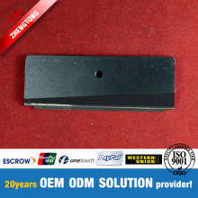 Popular Design for for Replacement Parts For Molins 94mm Scraper Knife for Molins Mark9.5 export to Cuba Manufacturer