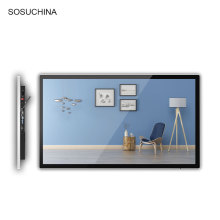high definition wall mounted lcd display screen