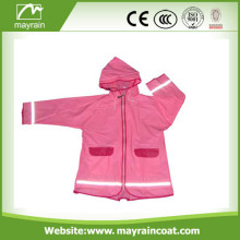Best Quality Polyester Raincoat for Kids