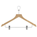 Hotel Hangers Clips for Coat Pants
