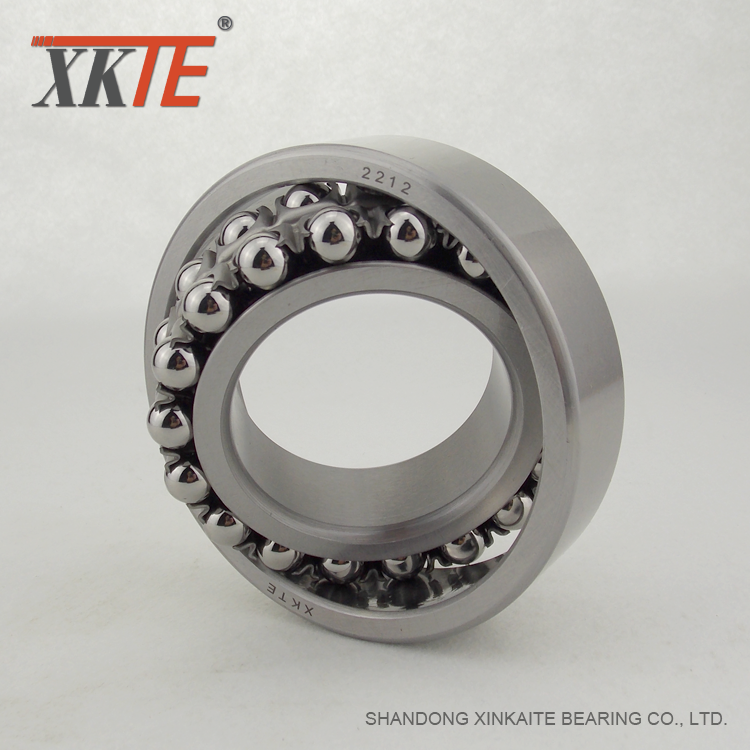 Conveyor Pulley Parts Self-aligning ball Bearing 2210