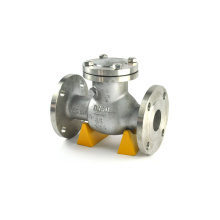 hot sale full port swing lng check valve cast iron with competitive price