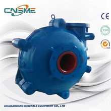 China for Warman Slurry Pump Slurry Pump Engineering and Solutions supply to Lebanon Manufacturer