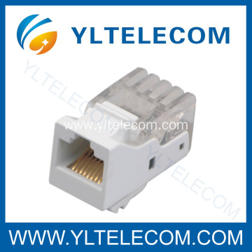 Fast Delivery for Keystone Jack Cat.5e RJ45 Keystone Jack UTP supply to Angola Exporter