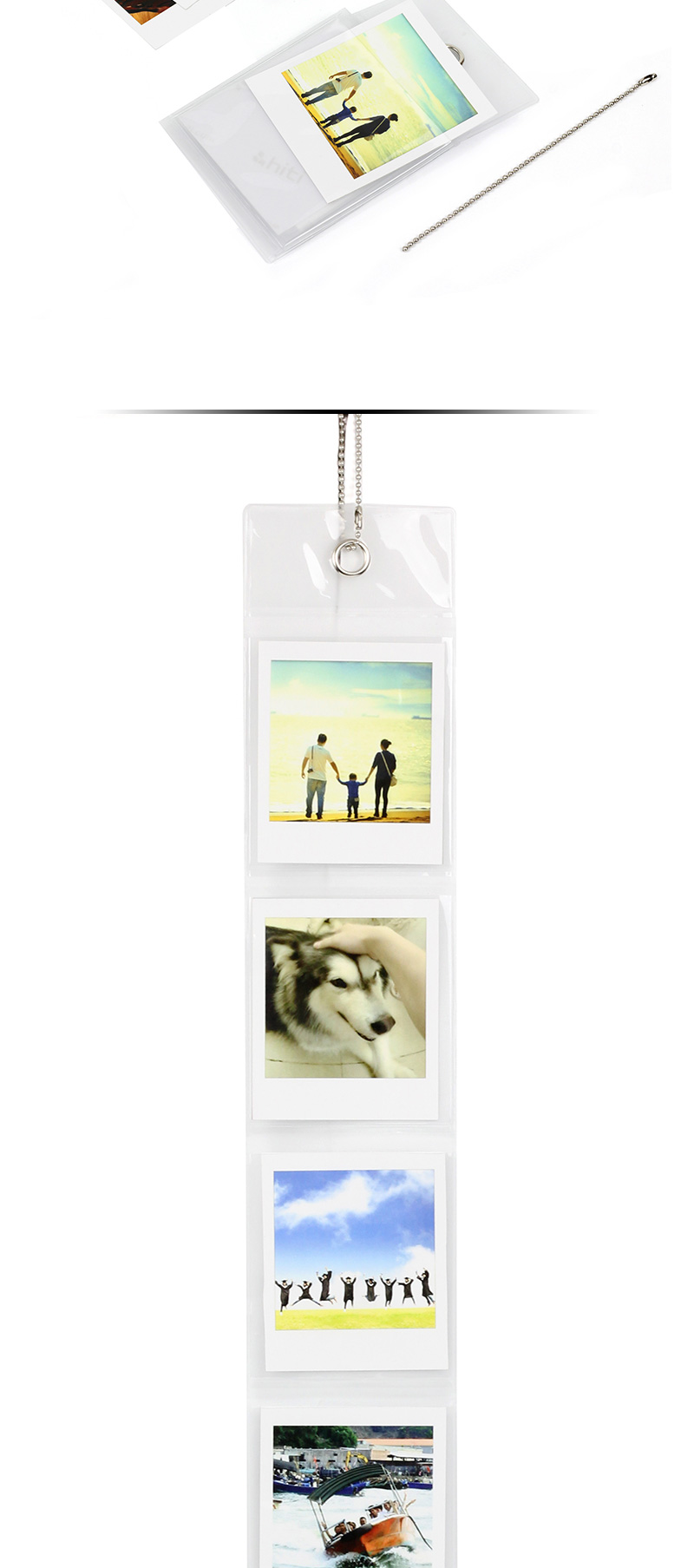 Square Film Wall Hanging Photo Album
