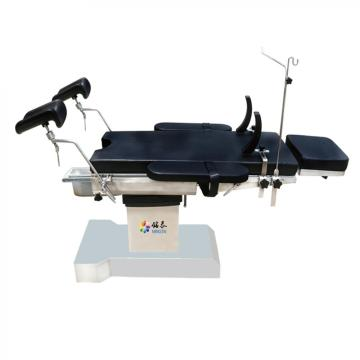 Anorectal electric hydraulic operating table