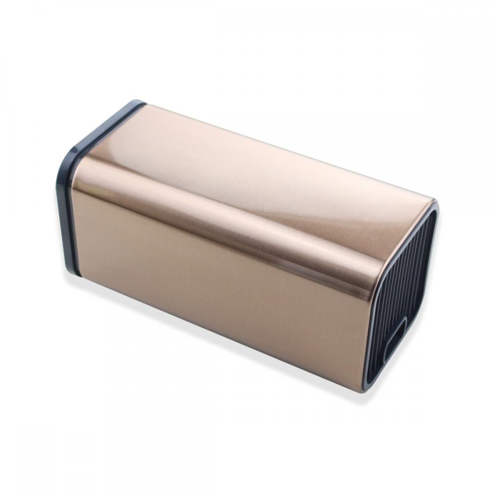 Universal Rose Gold Plated Magnetic Knife Storage Holder