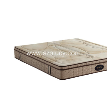 Factory best selling for Double Memory Foam Mattress Natural organic cotton mattress supply to United States Exporter