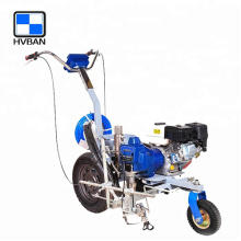 HB3400 Road marking machine with piston pump