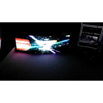 Indoor 500x500mm Stage Rental LED Video Screen P3.91