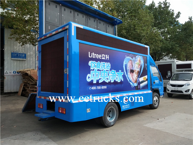 Forland LED Advertising Trucks