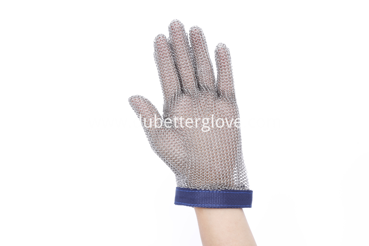 Dubetter butcher safety mesh gloves