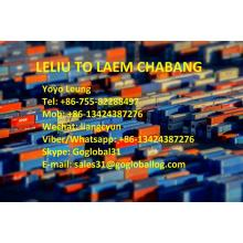 Customized for Ocean Freight To Asia Shunde Leliu Sea Freight to Thailand Laem Chabang export to Indonesia Manufacturer