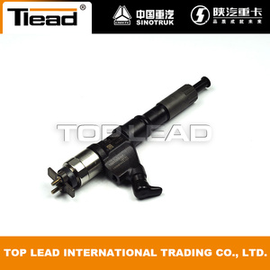 VG1246080051 SINOTRUK HOWO A7 D12 injector