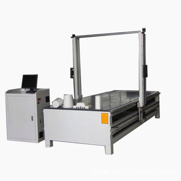 Hot wires Foam cutting machine