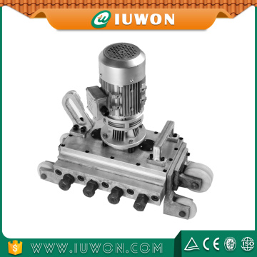 Lock Electric Seamer Interlock Tile Machine