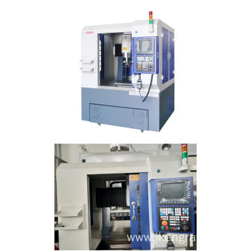 Aluminium Alloy Part CNC Three-shaft Engraving Machine