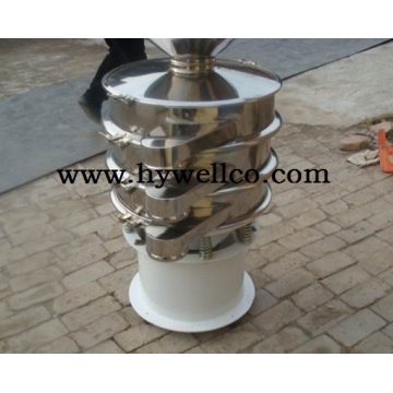 Cocoa Powder Round Vibrating Sieve