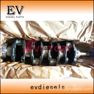Excavator parts S4K piston connecting rod crankshaft