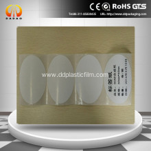 synthetic paper for plastic bottle label