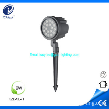 9W waterproof IP65 LED Spot light
