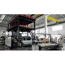 S PP Spun Bond Nonwoven Fabric Production Line