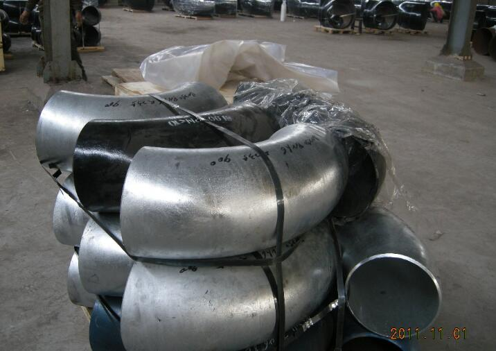 stainless steel elbow packing