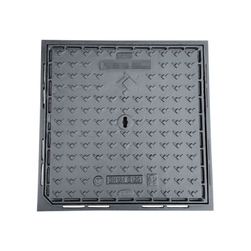 B125 C250 Double Seal Manhole Cover
