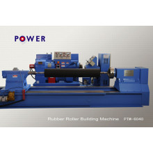 Good Quality for Printing Rubber Roller Covering Machine Printing Rubber Roller Wrapping Machine supply to Japan Supplier