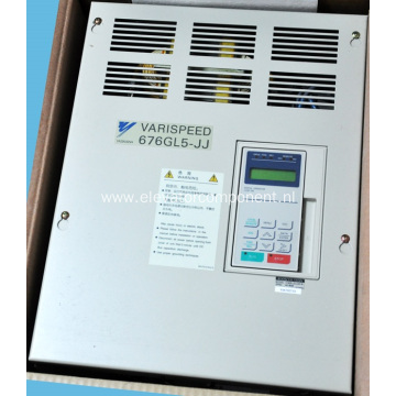 YASKAWA 676GL5-JJ Inverter for Elevators CIMR-L5JJ4018