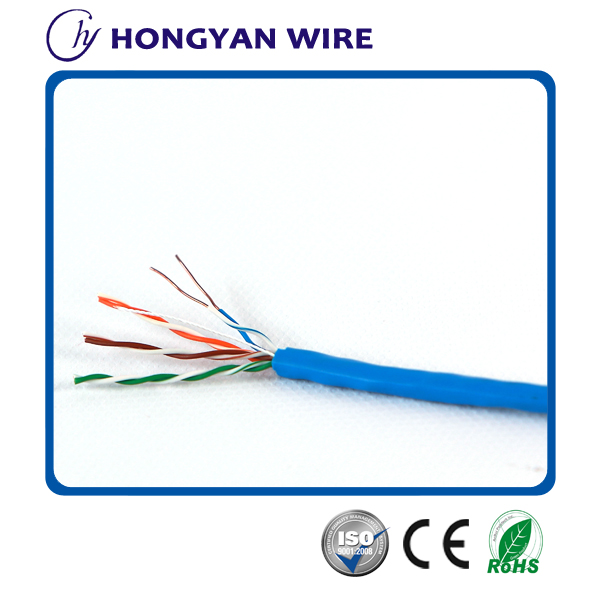 Cat5e UTP Blue Network Cables