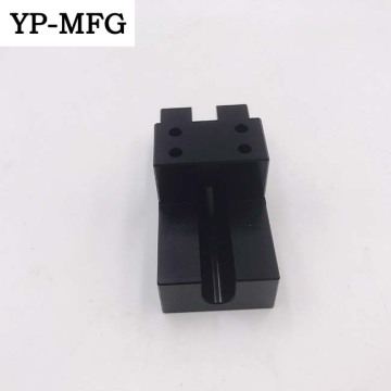 cnc milling 5 axis anodized aluminum parts