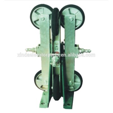 R6 roller guide shoe for counterweight for high speed lift elevator spare part