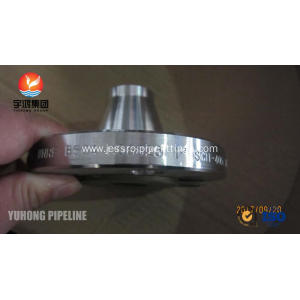 Popular Design for Incoloy 825 Flange ASTM B564 N08825 Incoloy 825 Flange B16.5 supply to Equatorial Guinea Exporter