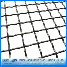 Customized for Square Hole Crimped Wire Mesh High Manganese Steel Crimped Wire Mesh export to Bolivia Importers