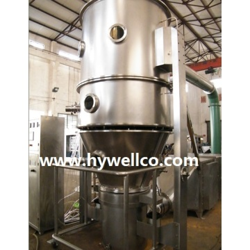 New Design Granulation and Drying Line