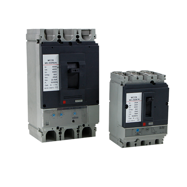 NS Series Moulded Case Circuit Breaker