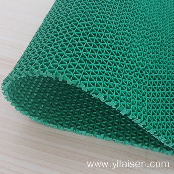 Hot sale hollow pvc S flooring mats