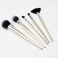 Glitter Customized High Quality Makeup Brush Set